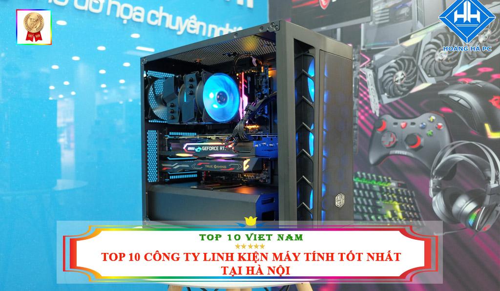 Công ty TNHH máy tính Hà Thành