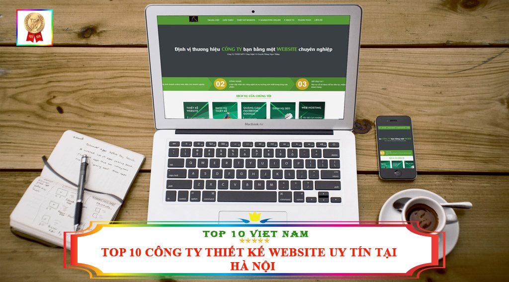 Công ty thiết kế web chuyên nghiệp tại Hà Nội