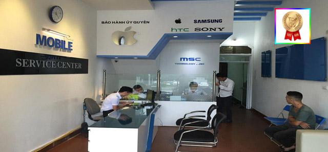 Trung tâm sửa chữa điện thoại MSC