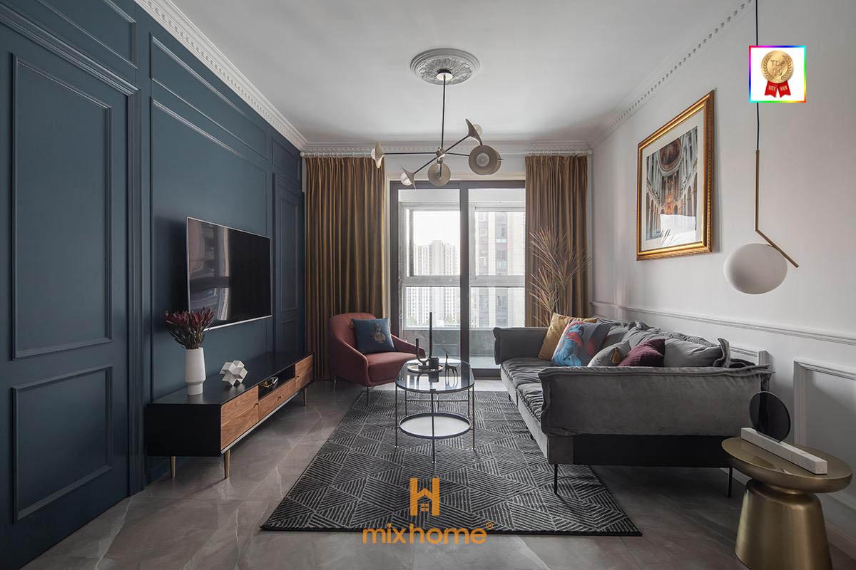 Công ty Thiết kế nội thất Mixhome