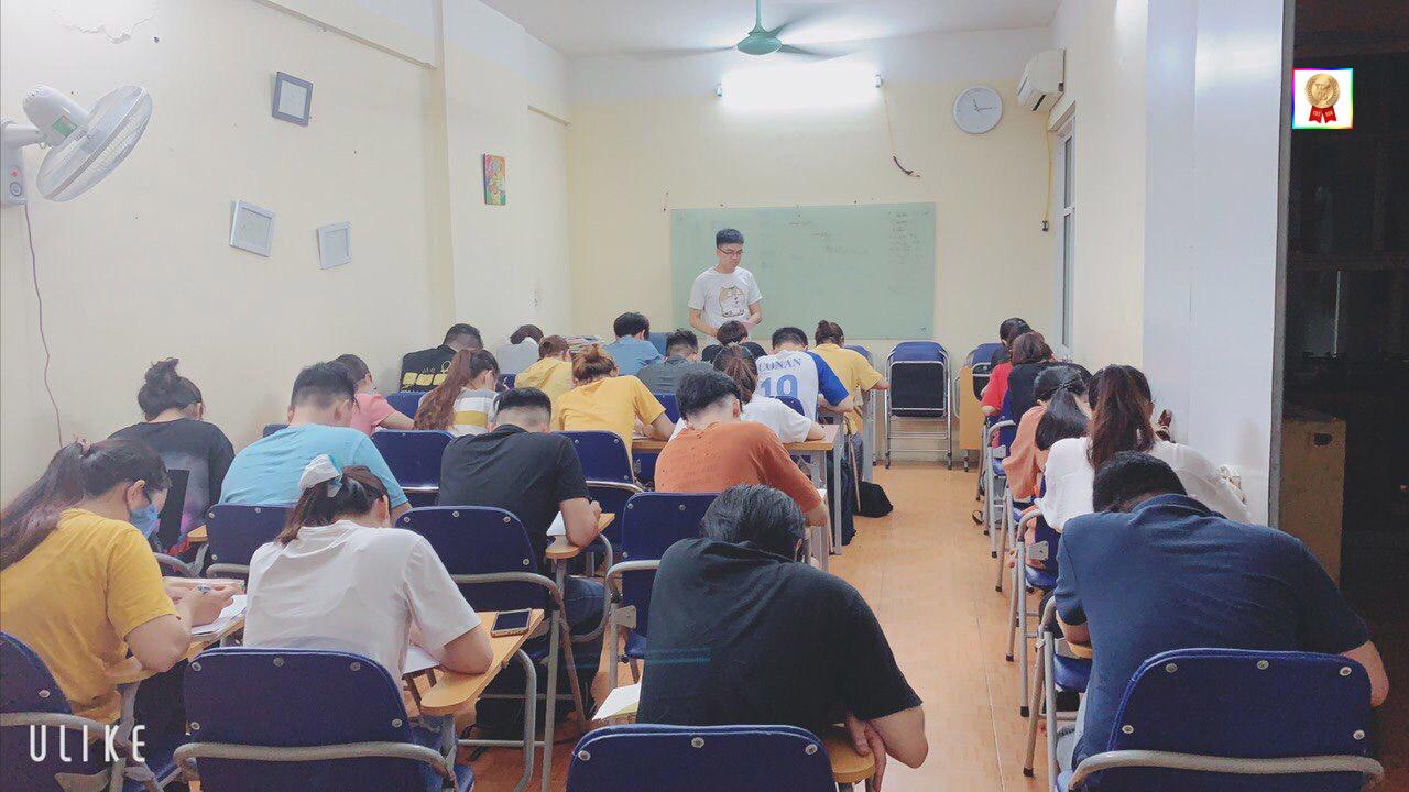 lớp học tiếng Nhật Vũ Quang Dũng