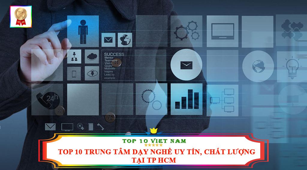 TOP 10 TRUNG TÂM ĐÀO TẠO BẢO MẬT, QUẢN TRỊ HỆ THỐNG UY TÍN TẠI TP HCM