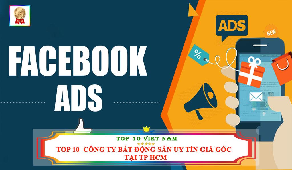 TOP 10 DỊCH VỤ CHẠY QUẢNG CÁO FACEBOOK ADS UY TÍN NHẤT TẠI TP HCM