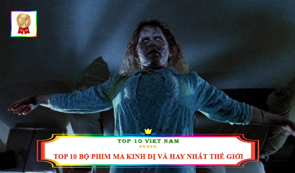 phim ma hay nhất the exorcist