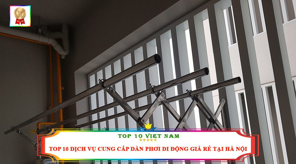 TOP 10 DỊCH VỤ CUNG CẤP DÀN PHƠI DI ĐỘNG GIÁ RẺ TẠI HÀ NỘI