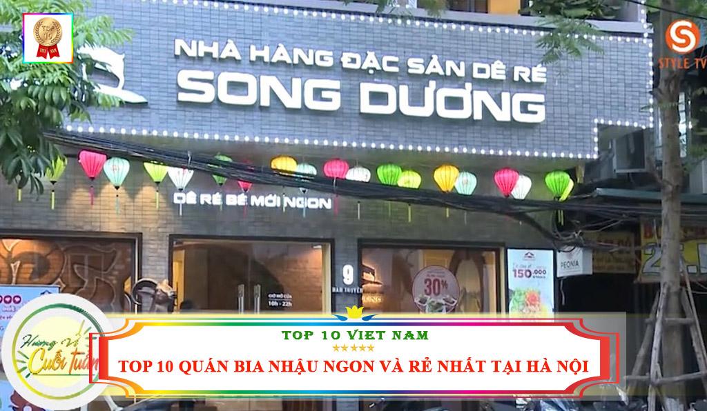 Nhà hàng Dê ré Song Dương
