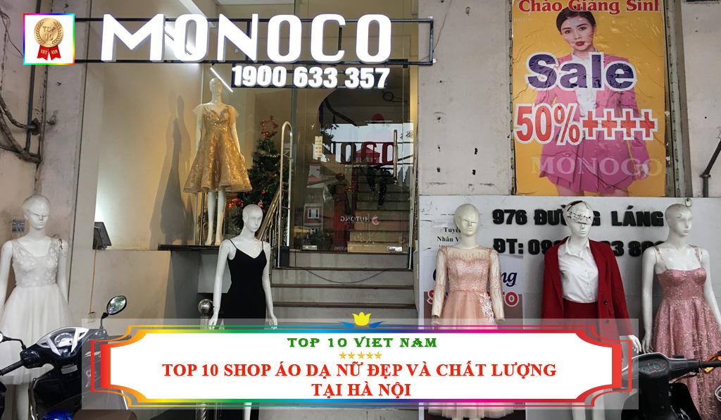 Shop áo dạ nữ Momoco