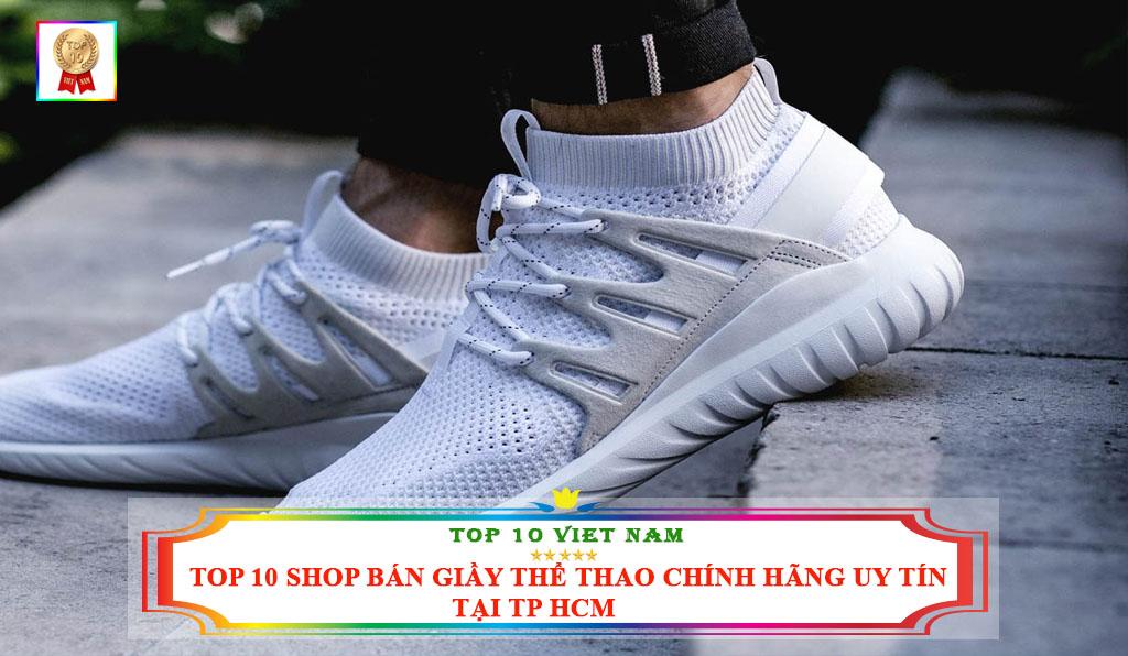 TOP 10 SHOP BÁN GIẦY THỂ THAO CHÍNH HÃNG UY TÍN TẠI TP HCM