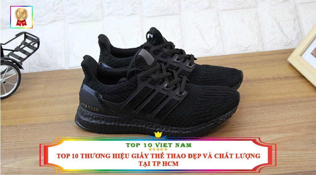 TOP 10 THƯƠNG HIỆU GIẦY THỂ THAO ĐẸP VÀ CHẤT LƯỢNG TẠI TP HCM