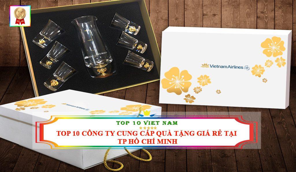Công ty cung cấp quà tặng uy tín giá rẻ TP Hồ Chí Minh