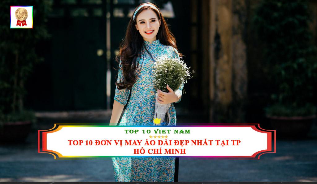 Đơn vị may áo dài đẹp nhất tại Tp Hồ Chí Minh
