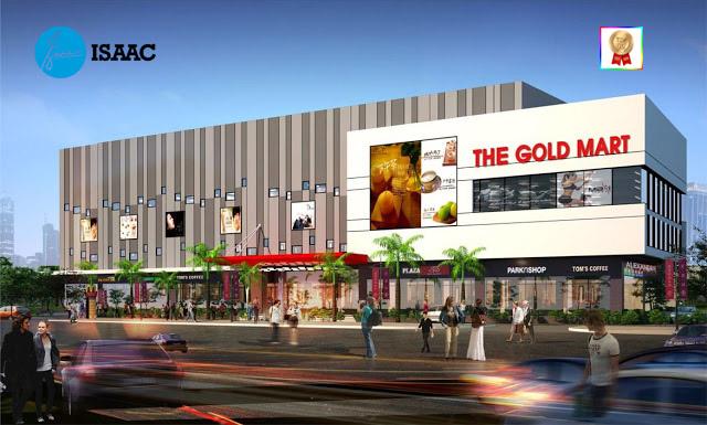 Setup siêu thị trung tâm thương mại tại Bình Phước