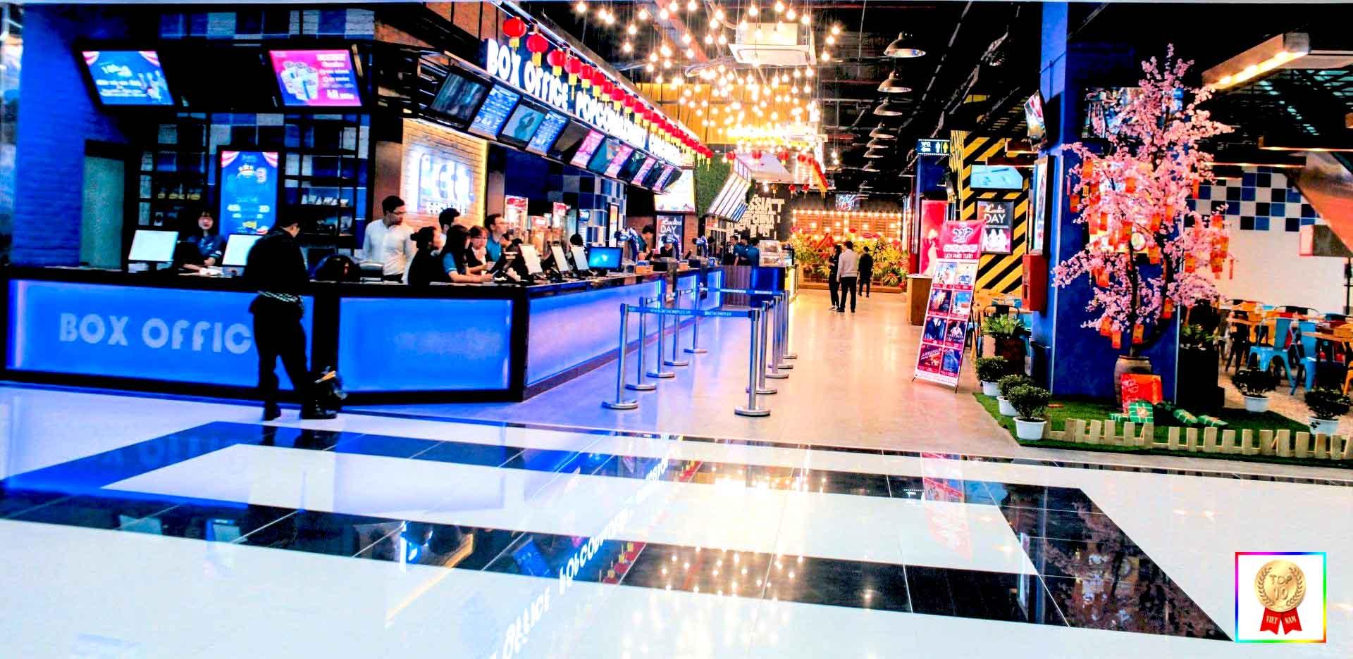Hệ thống rạp chiếu phim Bata