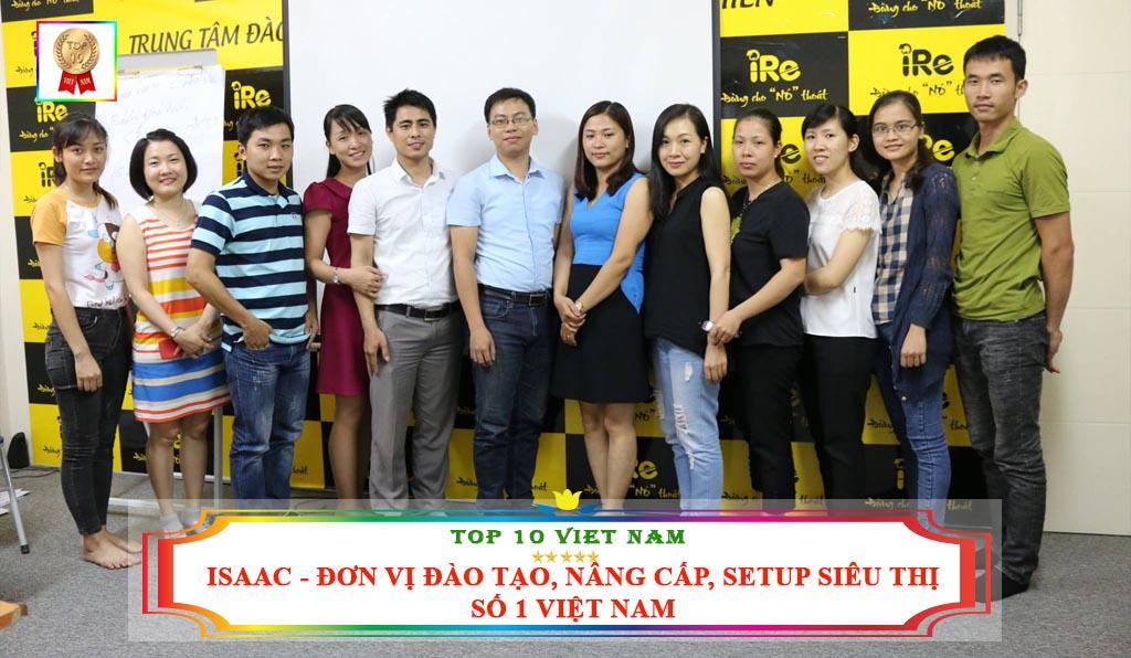 Đơn vị nâng cấp setup siêu thị số 1 Việt Nam