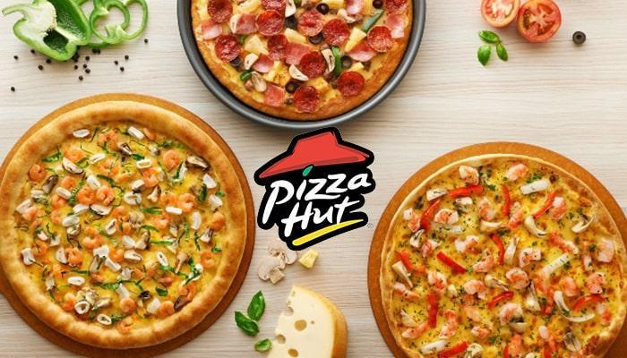 Cửa hàng Pizza Hut trên toàn quốc