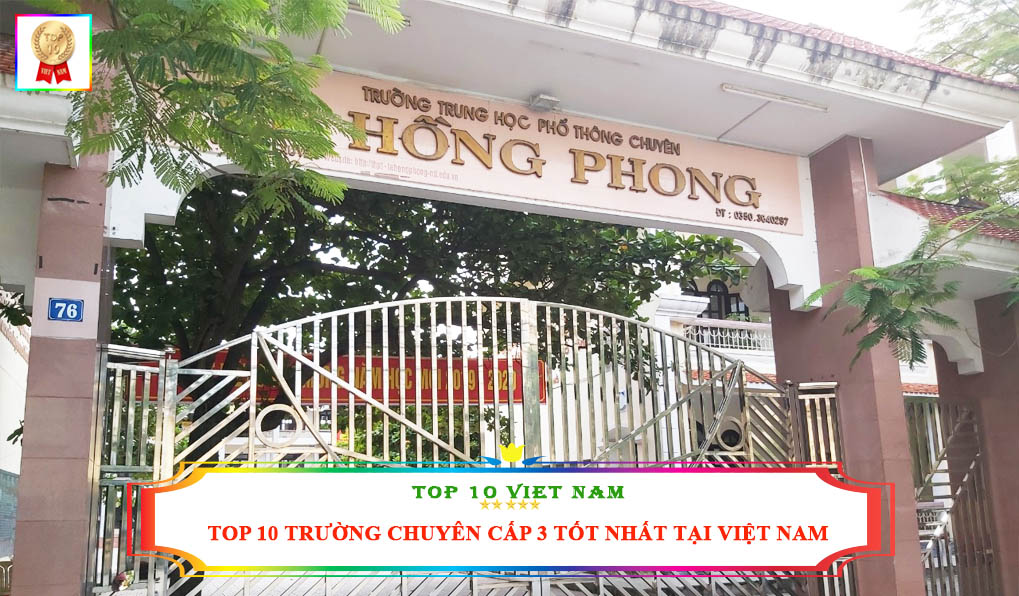 top-10-truong-chuyen-cap-3-truong-le-hong-phong-nam-dinh