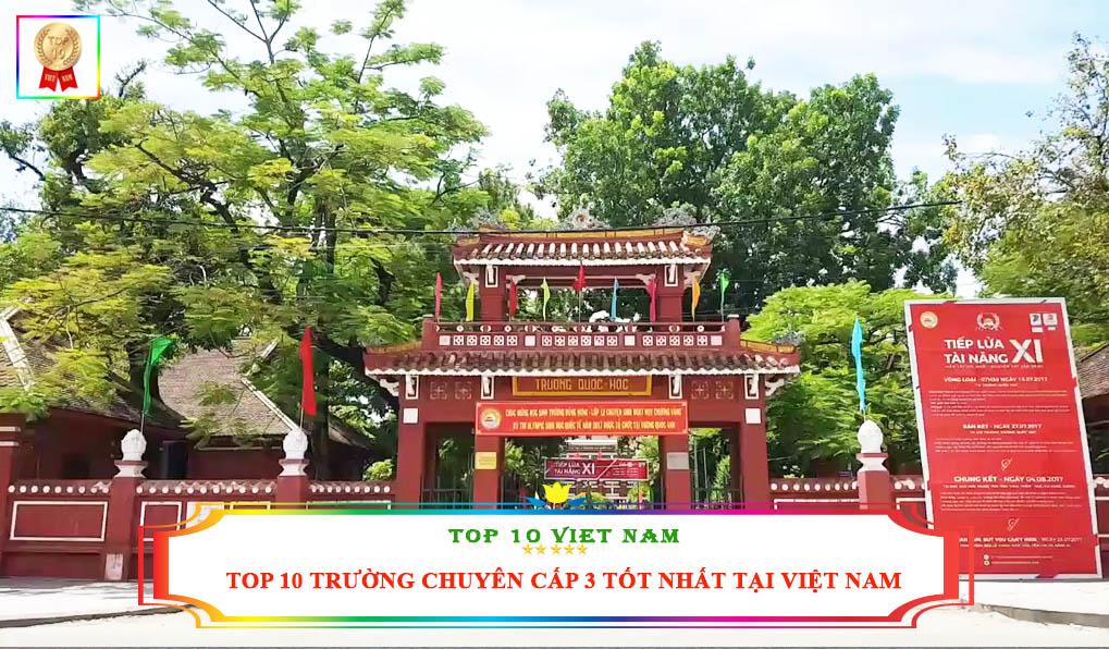 top-10-truong-chuyen-cap-3-truong-quoc-hoc-hue