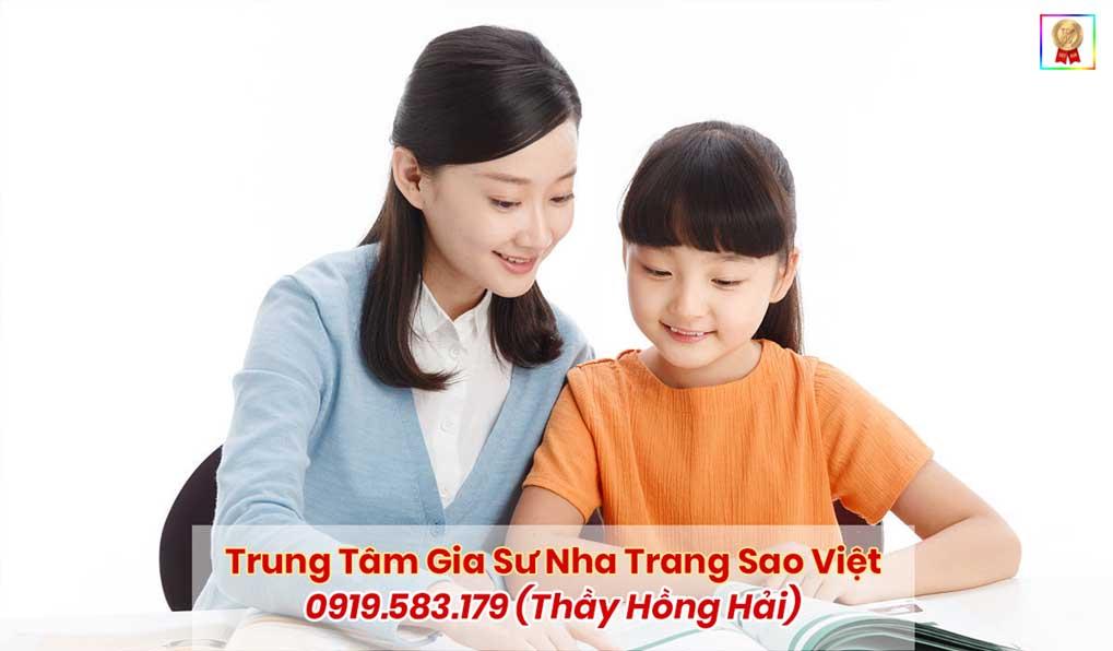 Gia sư Sao Việt uy tín