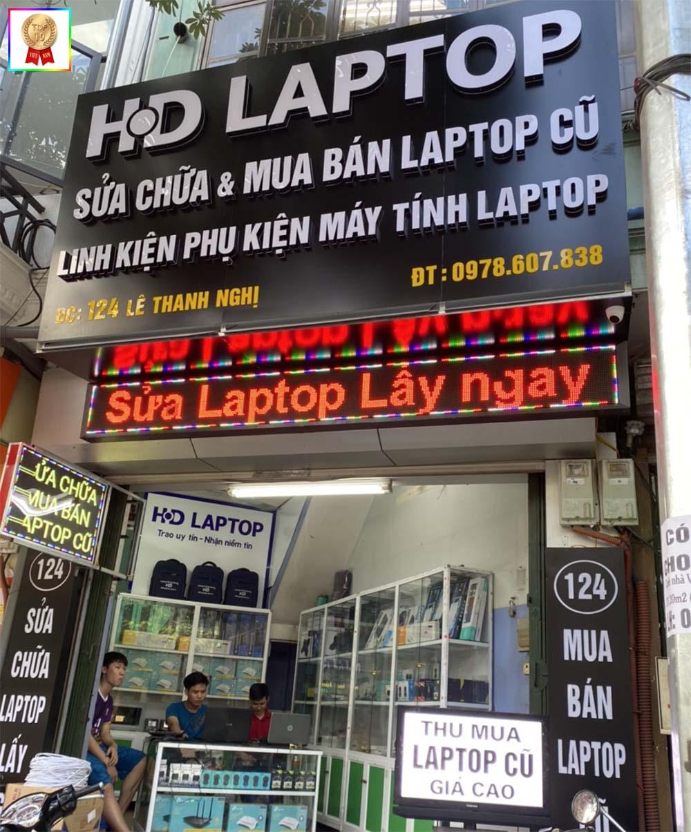 chính sách mua bán của hd laptop
