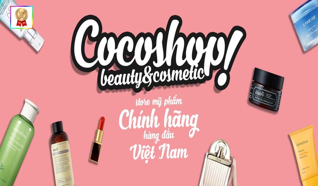 mỹ phẩm coco shop