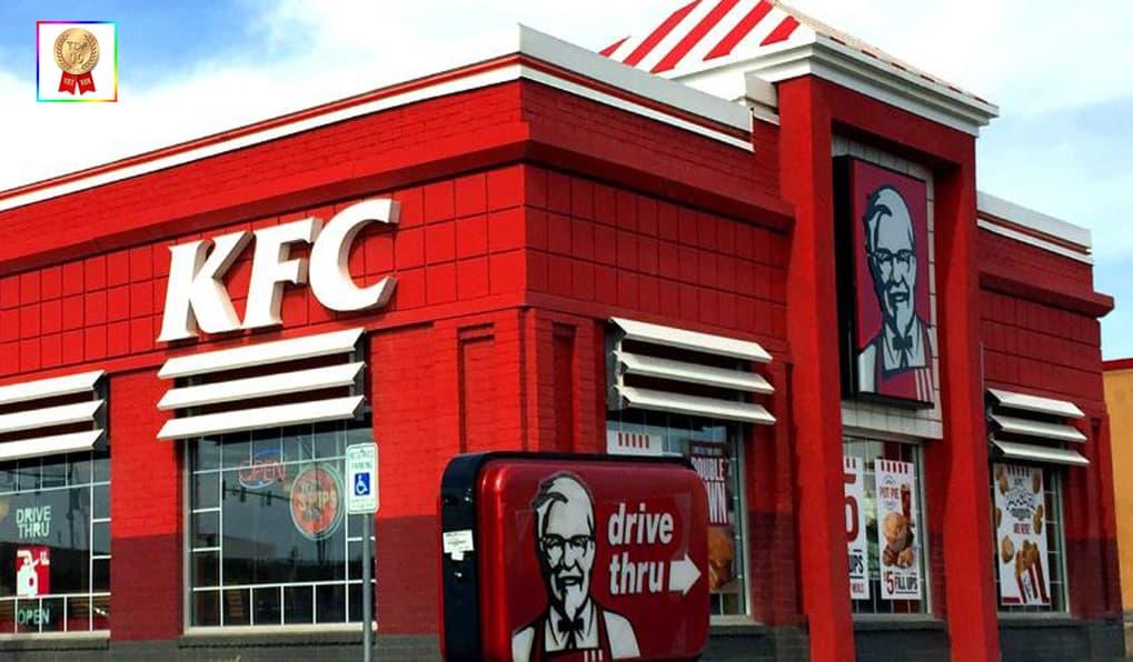 Cửa hàng gà rán KFC