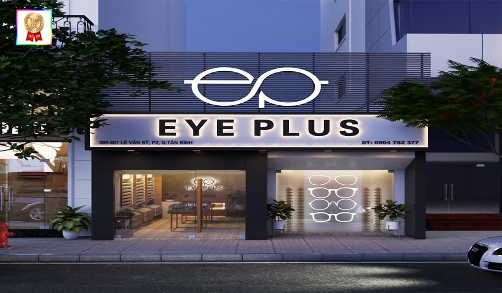 cửa hàng kính mắt eye plus