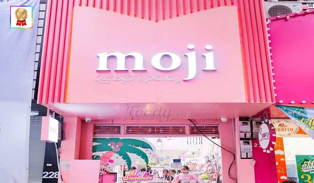 cửa hàng Moji