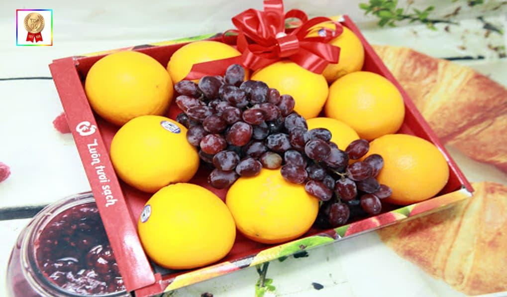 hoa quả nhập khẩu Luôn Tươi Sạch