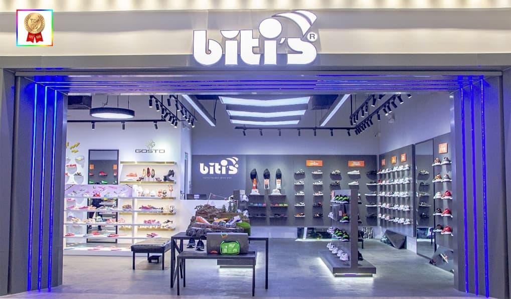 cửa hàng giày dép biti's