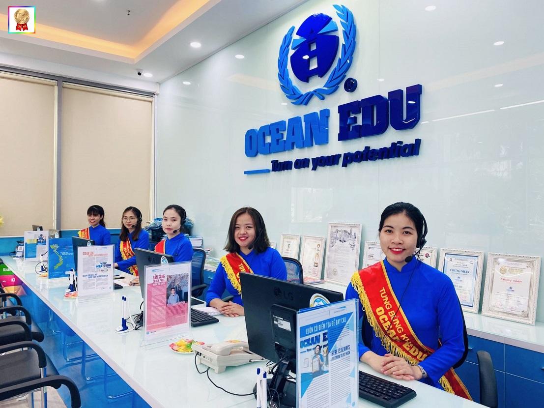 Anh ngữ quốc tế Ocean Edu