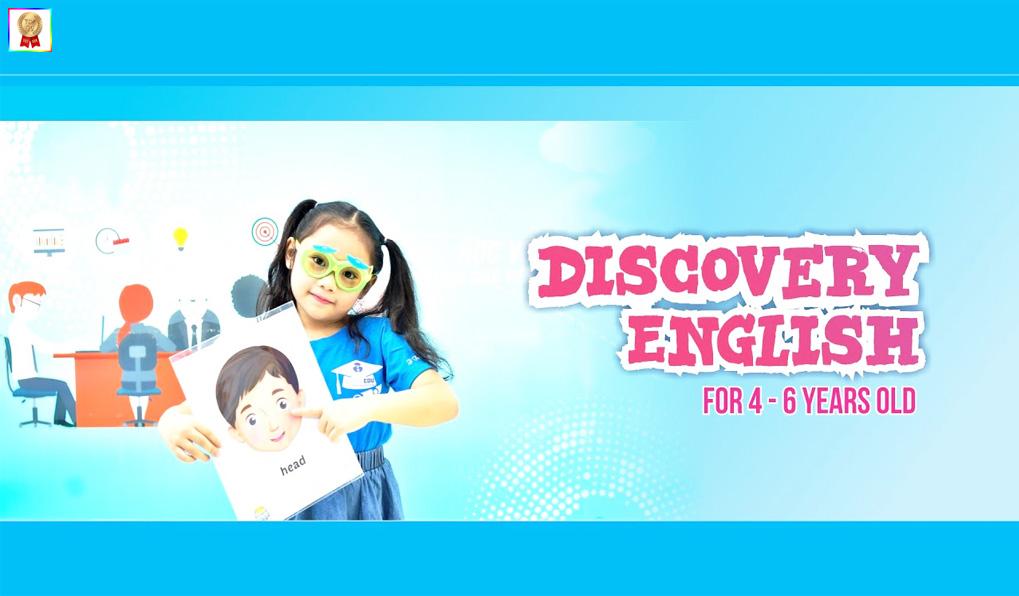 chương trình discovery english