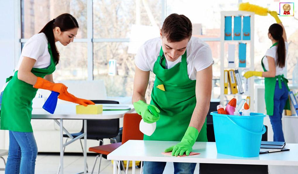 Công ty cung cấp dịch vụ vệ sinh các công trình