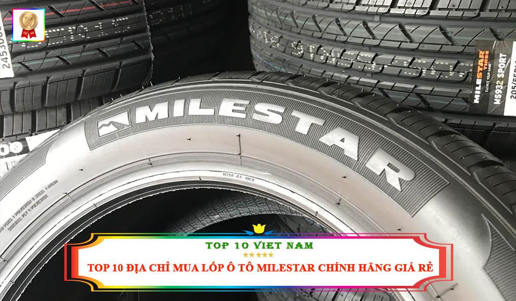 Lốp ô tô Milestar