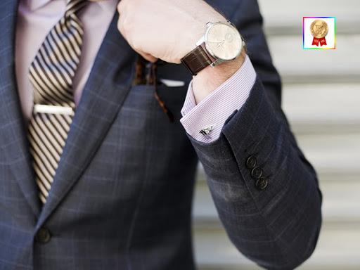 Những món phụ kiện thời trang nam đi kèm với suit