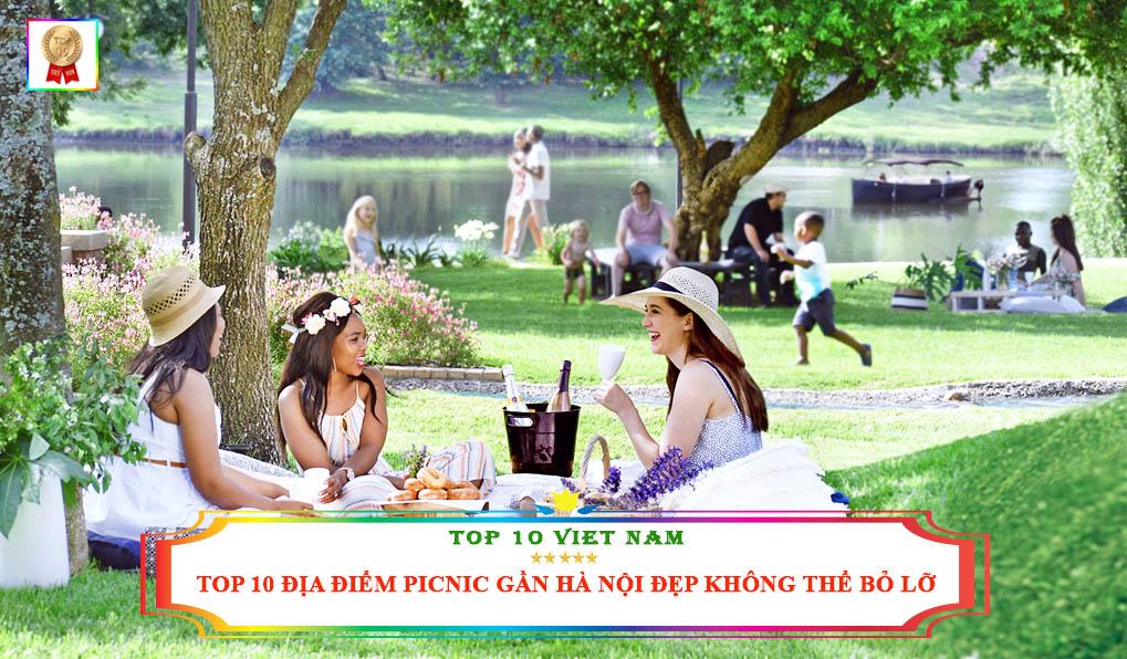 địa điểm picnic tại hà nội