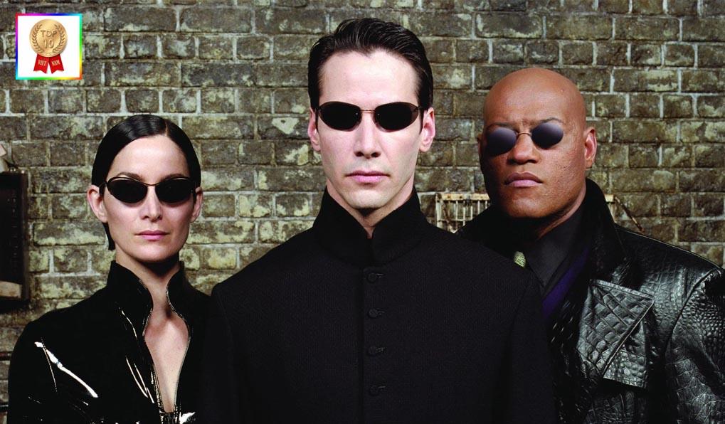 Phim hành động Matrix hay