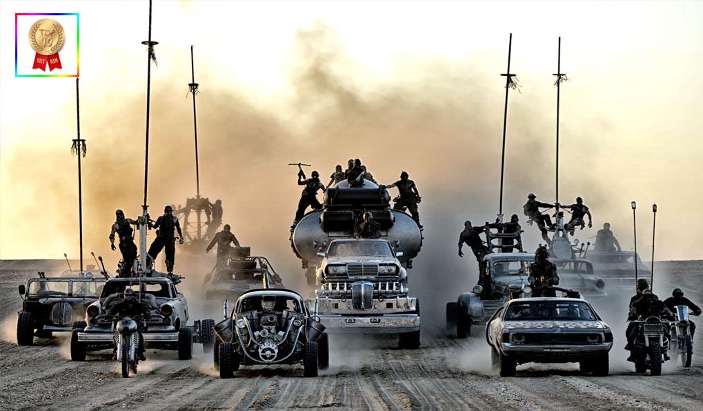Phim Mad Max phiêu lưu