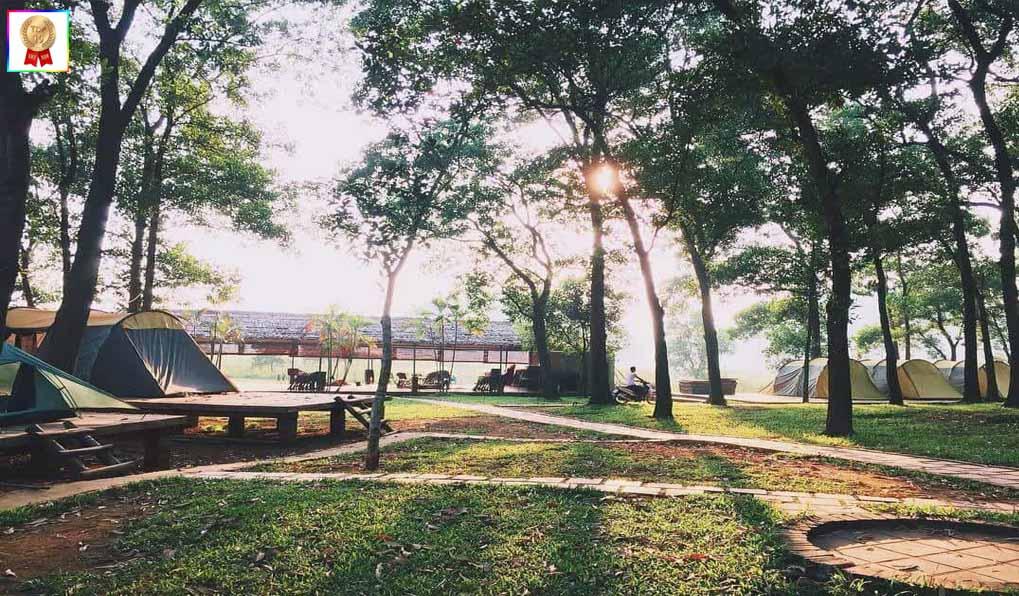 Picnic ở Sơn Tinh Camp