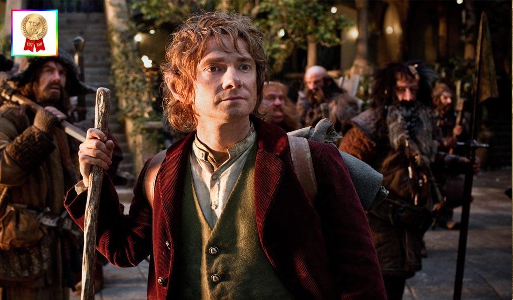 The Hobbit phim phiêu lưu