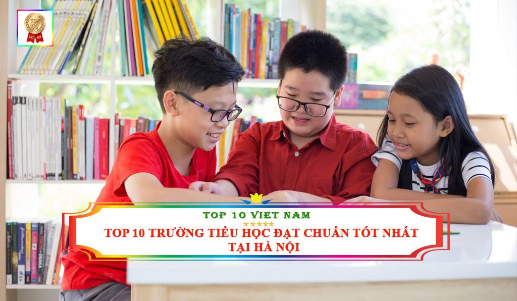 Trường tiểu học tốt nhất tại Hà Nội